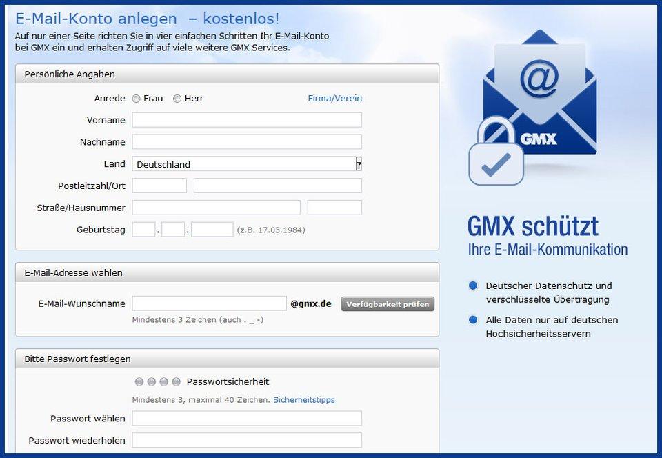 Kostenloses Aol Email Konto