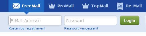 wunsch email adresse gratis