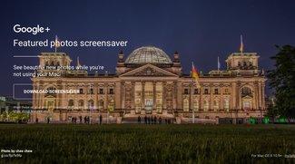 Google veröffentlicht Fotos-Bildschirmschoner für Mac
