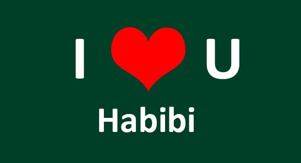 heißt habibi