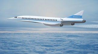 Schneller als die Concorde: Neuer Superjet vorgestellt