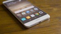 Mate 9: Huawei entfernt Infos zum Speicher von Produktseite