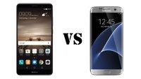 Huawei Mate 9 vs. Samsung Galaxy S7 edge: Zwei ungleiche Konkurrenten im Vergleich