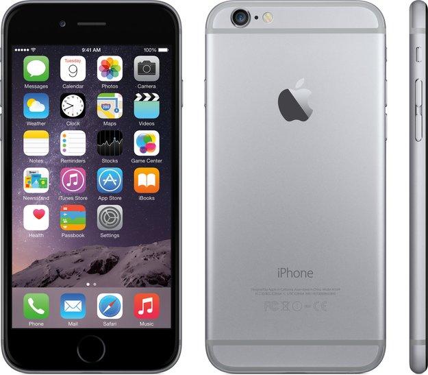 """""""Touchscreen-Krankheit"""" des iPhone 6 Plus: Apple bietet vergünstigte Reparatur an"""