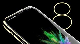 iPhone 8: Konzepte zeigen Modelle mit OLED-Bildschirm, Iris-Scanner und Pencil-Unterstützung
