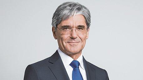 Joe Kaeser, Vorsitzender des Vorstands der Siemens AG (Quelle: Siemens)