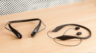 Mit dem Bügel im Nacken: die In-Ear-Hörer BackBeat 100 und VerveRider