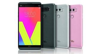 LG V20 S: Technisch verbesserte Variante für Europa? [Update: kleinerer Bildschirm und Speicher]