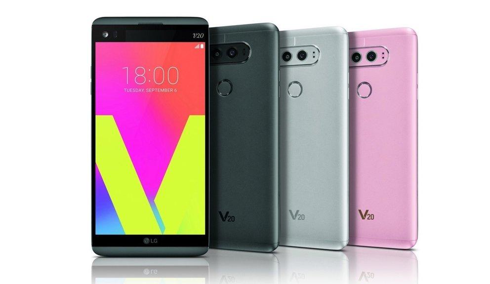 Zweites Display: LG-Patent zeigt mögliches Design des V30 oder G7