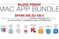 Black Friday Mac App Bundle:<b> Parallels Desktop 12 kaufen + 7 Premium-Apps kostenlos erhalten</b></b>