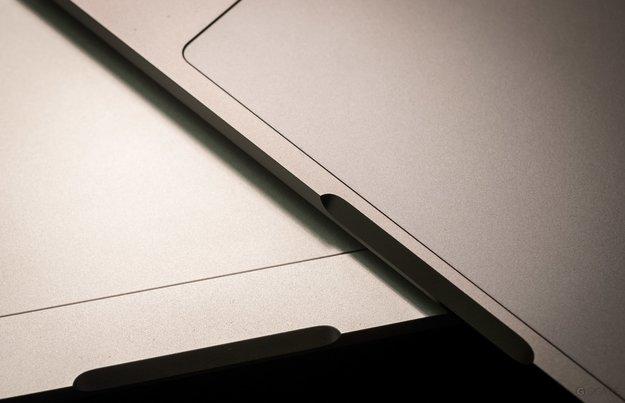 Trackpad des MacBook Pro 2016 nicht mehr lautlos