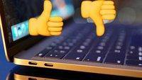 Nur für Besitzer des MacBook Pro 2016: Wie zufrieden bist du mit deinem Rechner?