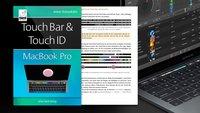 Touch Bar & Touch ID am neuen MacBook Pro: E-Book kostenlos zum Download