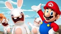 Nintendo Switch: RPG-Crossover mit Super Mario und Rabbids soll zum Launch erscheinen