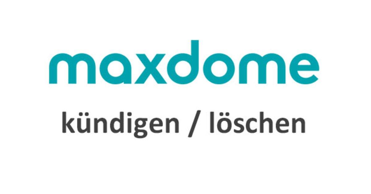 Maxdome De Kündigen