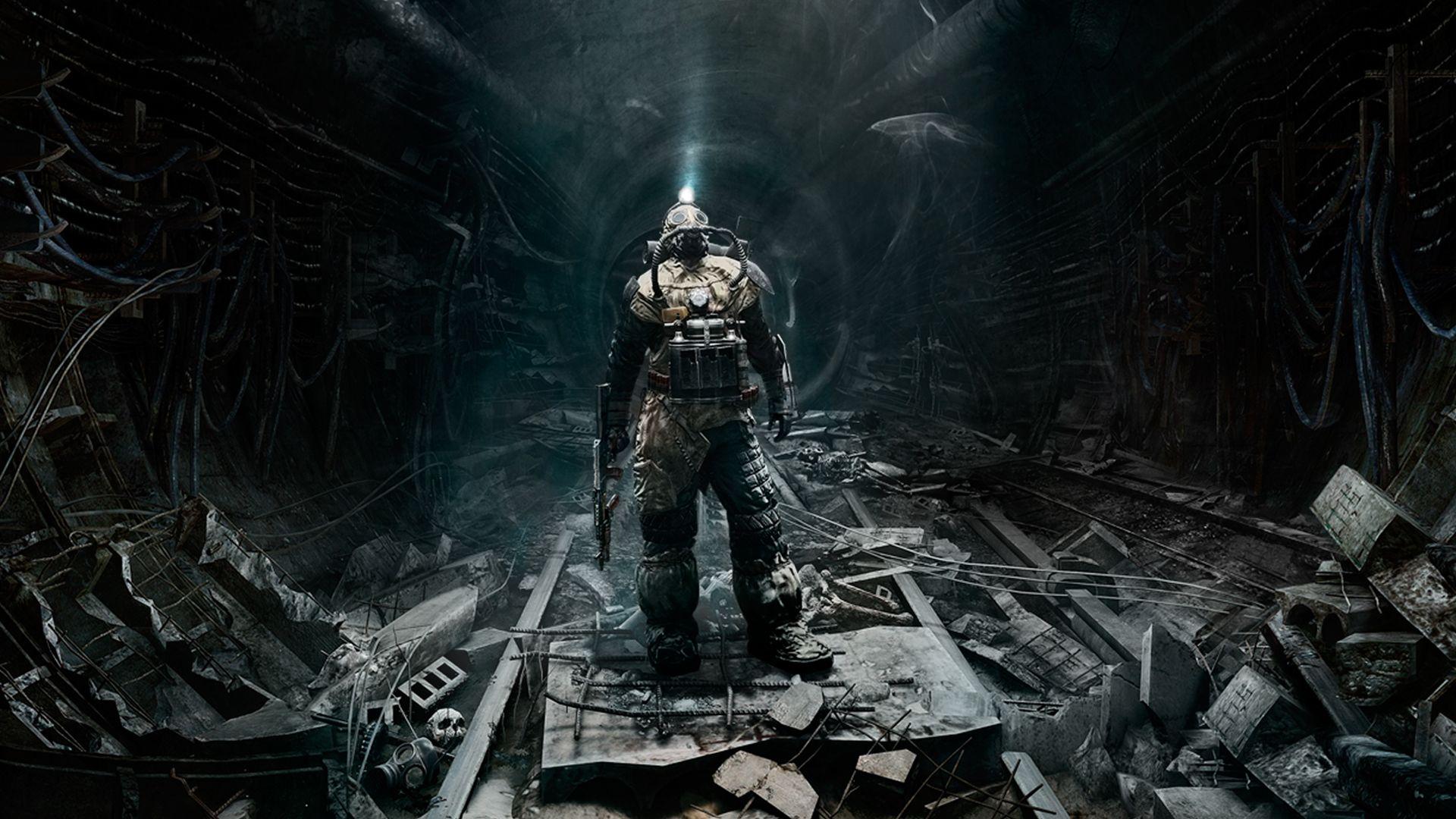 Metro 2035 die postapokalyptische shooter reihe geht in for Die letzte metro