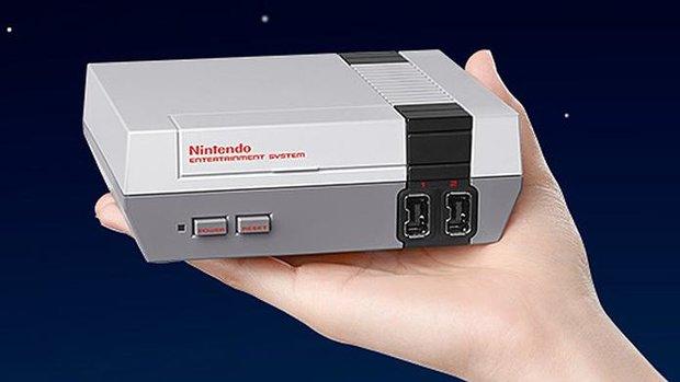 Mini NES: Produktion könnte bald komplett eingestellt werden