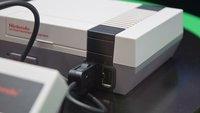 NES Mini: Infos zu den Anschlüssen - HDMI, Strom und Bild-Modi