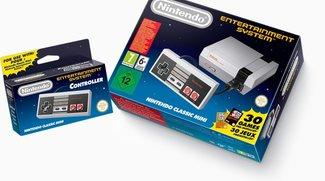 Nintendo Classic Mini NES: Nintendo verspricht stetige Nachlieferungen