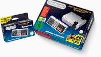 NES Mini: Speichern und Savegame-Funktion enthalten?