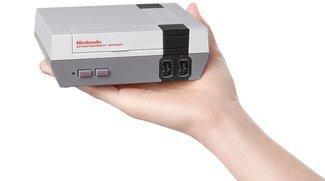 Mini NES wird zu horrenden Preisen angeboten