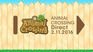 Animal Crossing New Leaf: Nintendo Direct für morgen angekündigt