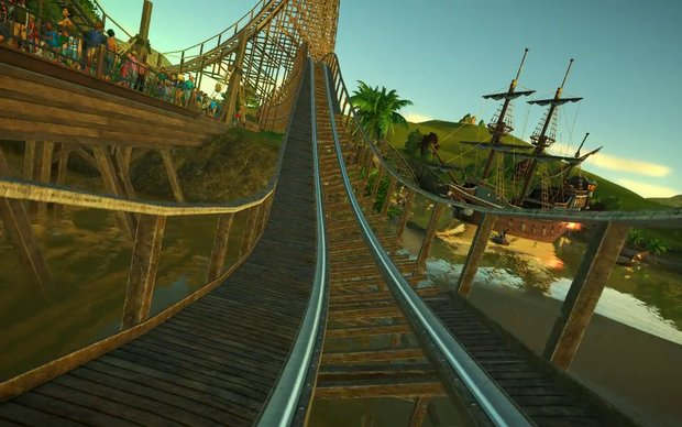 Planet Coaster: eigene Musik an den Attraktionen einstellen