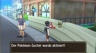 Pokémon Sonne und Mond: Pokémon-Sucher und Fundorte für Fotos