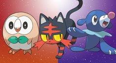 <i>Pokémon Sonne und Mond:</i> Starter-Pokémon - Entwicklungen, Werte und Attacken