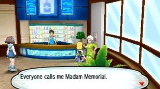 Pokémon Sonne und Mond: Attacken-Verlerner und Attacken-Erinnerer finden