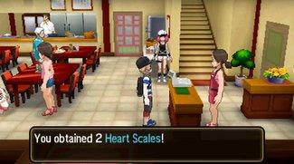 Pokémon Sonne und Mond: Herzschuppen finden und farmen - Fundorte im Überblick