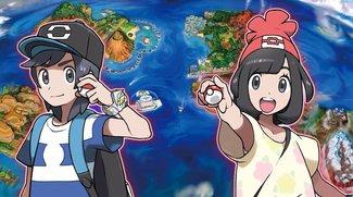 Pokémon Sonne & Mond: Features und Neuerungen im Detail