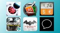 Kostenlose und reduzierte Apps für iPhone, iPad und Mac zum Wochenende KW45-16