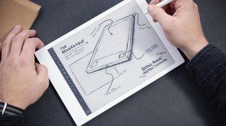ReMarkable: Das digitale Papier ist da – und teuer