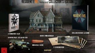 Resident Evil 7: Editionen und Vorbesteller-Bonus (Update: Details zum Season Pass)