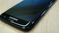 """Samsung Galaxy S7: So schön sieht das """"Jet Black""""-Modell aus"""