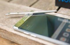 Galaxy Note 7: Samsung wird...
