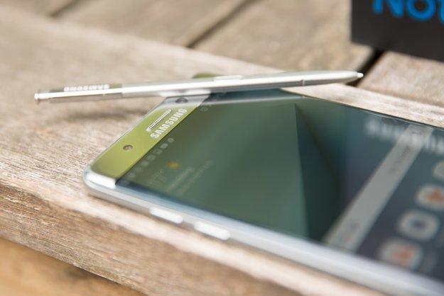 Galaxy Note 7: Samsung wird verbleibende Phablets per Update unbrauchbar machen