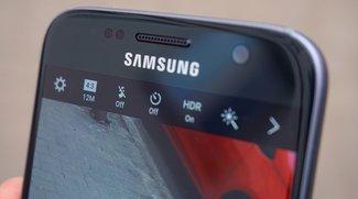 Samsung Galaxy S7 (edge): So schön sieht Android 7.0 Nougat aus