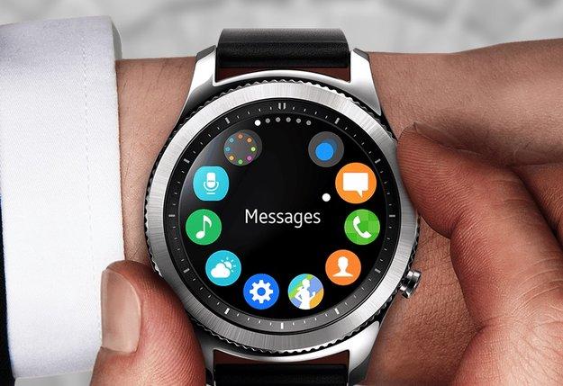 Samsung Gear S3: Die besten Smartwatch-Apps im Überblick