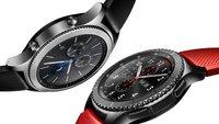 Samsung Gear S3: Die Neuerungen der schicken Smartwatch im Überblick