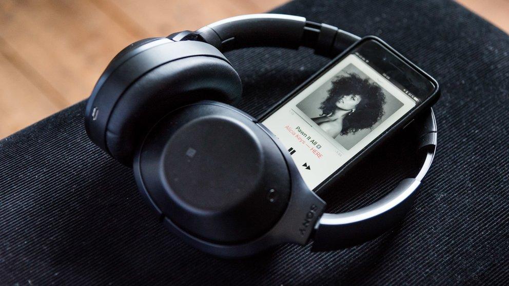 Sony MDR-1000X im Test: Over-Ear-Kopfhörer mit Noise Cancelling auf sehr hohem Niveau