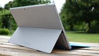 Surface Pro 8 bei eBay entdeckt: So sieht das neue Microsoft-Tablet aus