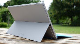 Surface Pro 3: Reparaturkosten für Akku durch fehlerhafte Software werden erstattet