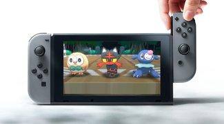 Pokémon Sonne & Mond: Umsetzung für Nintendo Switch angeblich in Arbeit