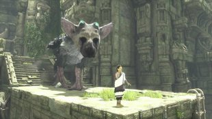 The Last Guardian: Dieses Gameplay-Video zeigt den Einstieg des Spiels
