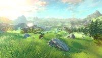 The Legend of Zelda: Breath of the Wild könnte noch mehr Zeit benötigen