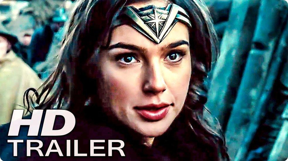 Wonder Woman  - Trailer-Check