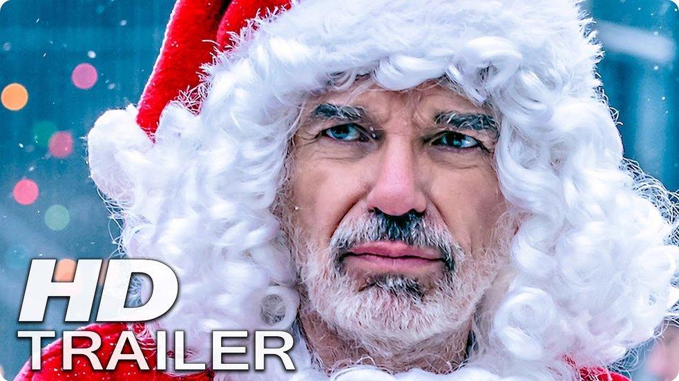 Bad Santa 2 - Trailer-Check