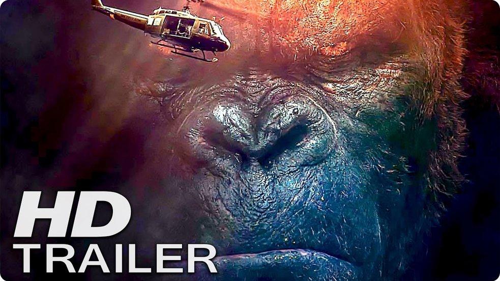 Kong - Skull Island - Trailer-Check